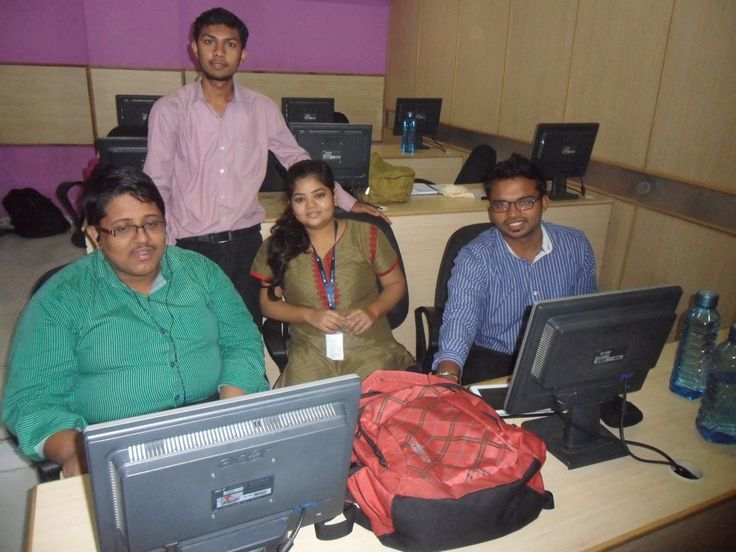 Successful #Corporate #Training and fun time with #ssdntechnologies