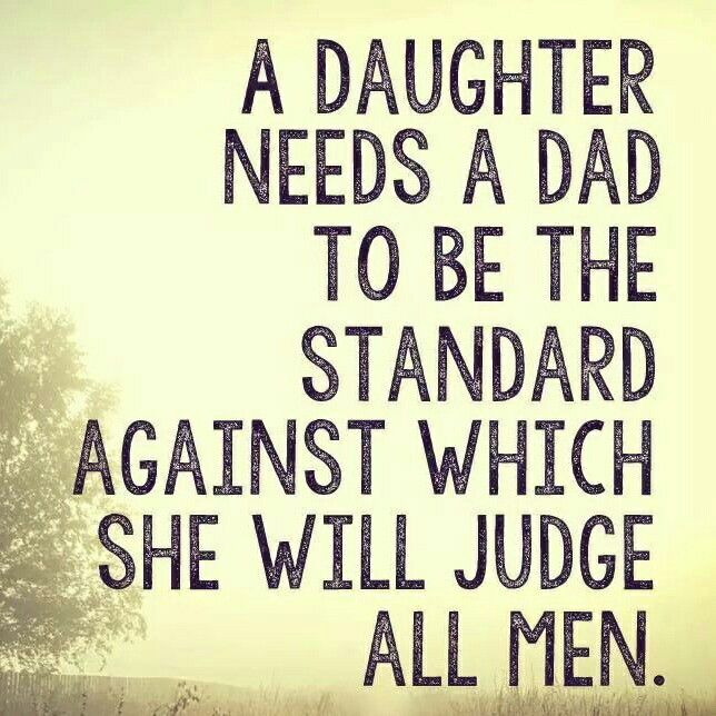 the father she needed On a separate note, i wanted to ask for your advise  if a father fails to meet  those needs, the young girl, being a child with limited cognition,.