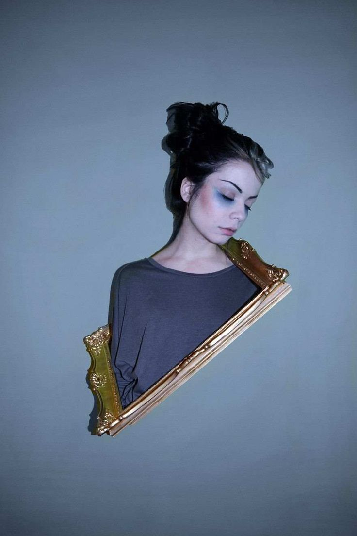 Fine Art Self-Portraits by Milica Staletovic #inspiration #photography