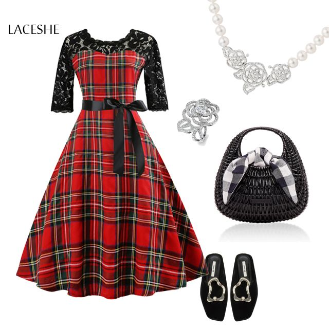 41919a26d57  ShopStyle outfit  outfitideas outfitoftheday outfitfashion vintagedressoutfit vintage Christmas