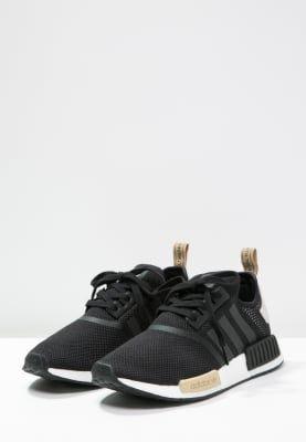 Bestill adidas Originals NMD_R1 W - Joggesko - core black/ice purple for kr 1395,00 (05.02.17) med gratis frakt på Zalando.no