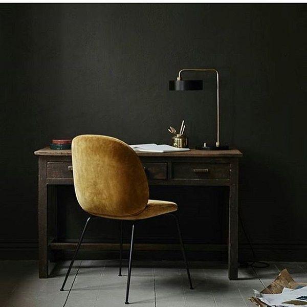 Un mix di interni per omaggiare il grande ritorno del velluto nell'interior design. Ci vediamo sul blog?