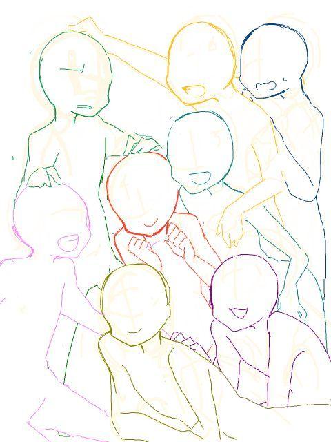 Base grupo de amigos
