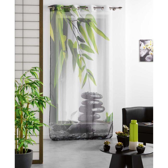 voilage tati voilage fenetre pas cher with voilage tati double rideaux pas cher with voilage. Black Bedroom Furniture Sets. Home Design Ideas