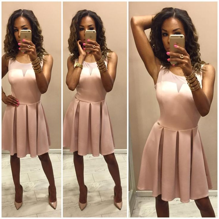 Púder ruha az Envytől :)  Envy Fashion - Corvin sétány