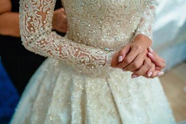 Casamento de Camila Nereu vestindo Atelier Sandro Barros - Sandro Barros - www.sandrobarros.com