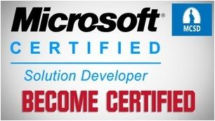 Watch Now: Microsoft Certified Solutions Developer (MCSD) Practice Exam; Microsoft Certified Solutions Developer MCSD Practice Exam