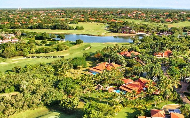 Casa de Campo - recently named a top golf resort of the year! Congratulations!!!  #golf #DiscoverBayahibe