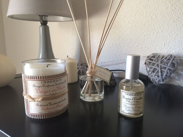 By Laura: Déco #1 : Mon intérieur parfumé Durance
