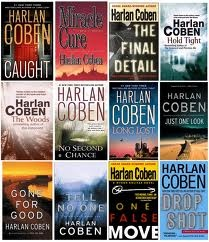 I think Harlan Coben is probably my favorite author. I have read all his books, waiting on his latest now