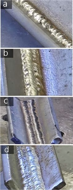 Learn to weld thick plates using MIG process. MIG welding Tips and Tricks (THIS IS A GOOD SITE FOR THOSE LEARNING TO WELD)