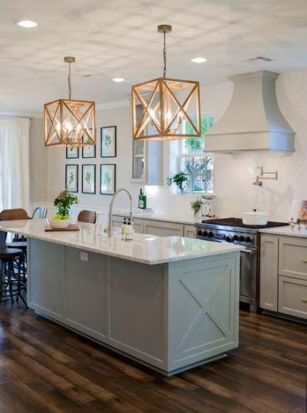 farmhouse kitchen island joanna gaines vent hood 60 ideas for 2019 kitchen farmhouse with on kitchen layout ideas with island joanna gaines id=25514