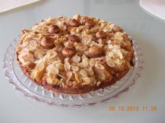 Mijn Allerlekkerste Perentaart Met Amaretto recept | Smulweb.nl - met OER-fruit