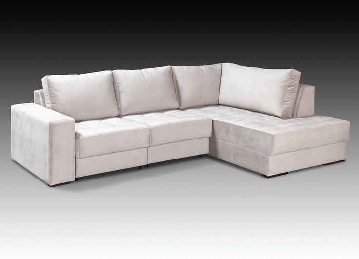 sofa de canto retratil - Pesquisa Google