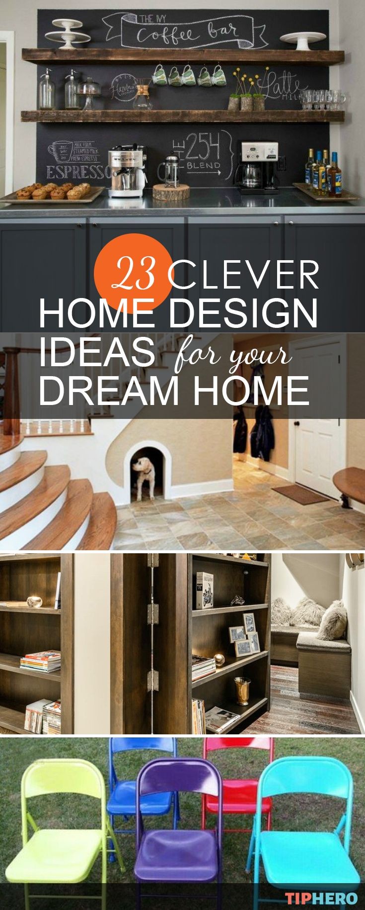 23 Clever Design Ideas To Turn A House Into A Dream Home