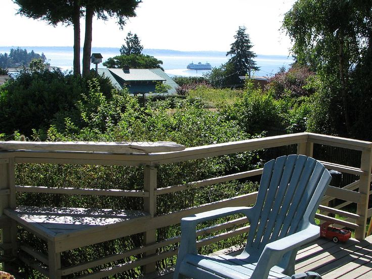 Bainbridge Island Vacation House Rentals
