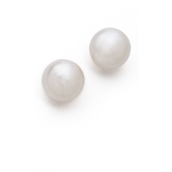 Glowing imitation pearls bring classic elegance to these oversized Kenneth Jay Lane earrings. Clip on closure. Made in the USA. Designer Shipping & Returns . A…