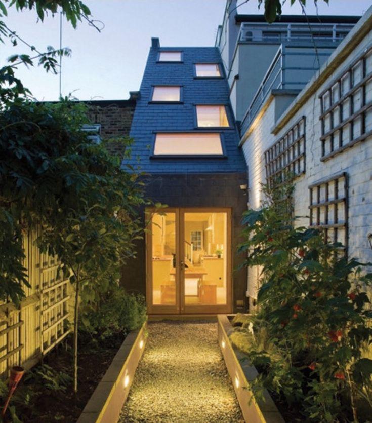 Optimizar el espacio reto arquitect nico eterno for Viviendas pequenas