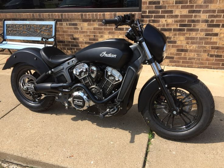 """Photo """"4762"""" in the album """"My Custom """"Dirty Bird Concepts"""" Indian Scout"""" by INTEGlvr 