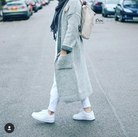 Gorgeous Hijab Fashion