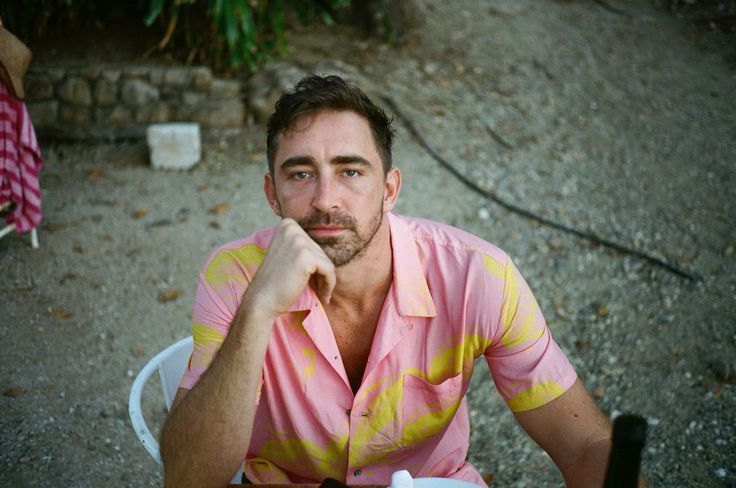 Lee Pace, Costa Rica, 2018