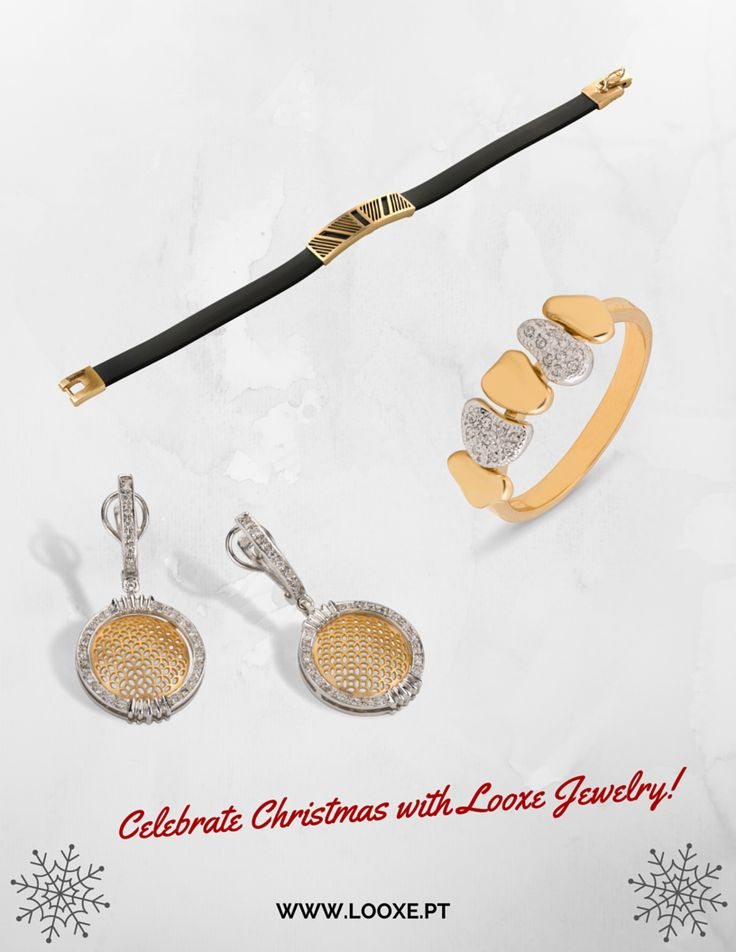 Não entre em pânico - ainda há tempo para encontrar o presente perfeito no agente Looxe Jewelry mais próximo de si. // No need to panic—there's still time to find the perfect gift at your nearest Looxe Jewelry agent! // No se preocupe – todavia hay tiempo para encontrar el regalo perfecto en el agente Looxe Jewelry más cerca de usted. #looxe #looxejewelry #jewelry #campanhadenatal #prendas #prendasdenatal  #coleçãodenatal #campanha #ouro BRL5023/ANL4953/PUL4926