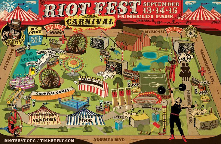 Riotfest Chicago