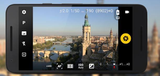 Camera Fv 5 Aplikasi Fotografi Android Kamera Profesional Fotografi Aplikasi