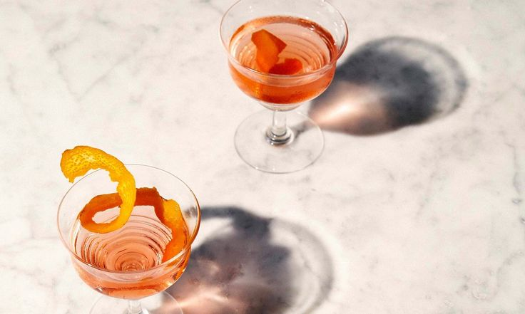 Italians adore a hint of the poisoned chalice in an aperitivo, that lip-puckering liquor to whet the appetite ...