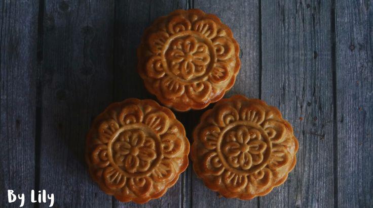 Mooncake..traditional mooncake