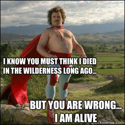 Nacho Libre The Wilderness