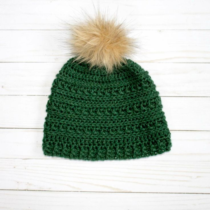 This free crochet hat pattern has been a LONG time coming! I have wanted to make a matching hat ever since I made the Ribs and Ridges scarf ...