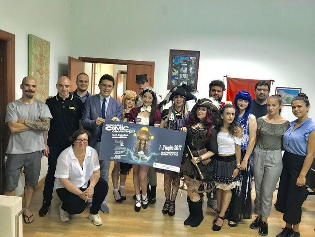 Presentata la prima edizione del Pescara Comic Convention