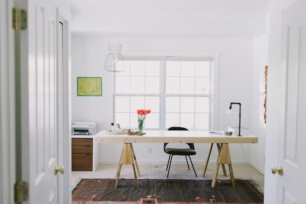 How to Create a Functional Yet Stylish Workspace | eHow Home