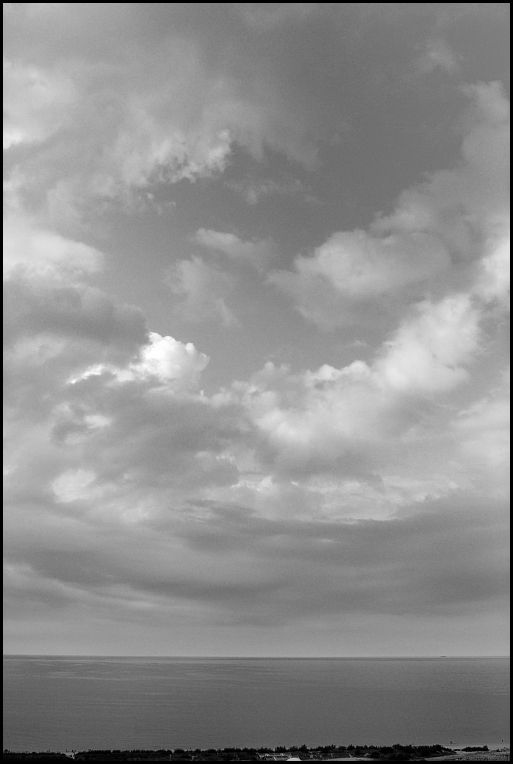 #seascape, #Bałtyk, #minimalism