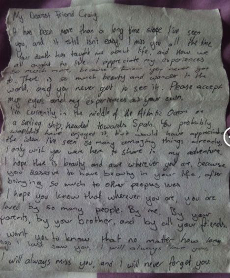 Spanish girl finds message in bottle and it is heartbreaking - The Local