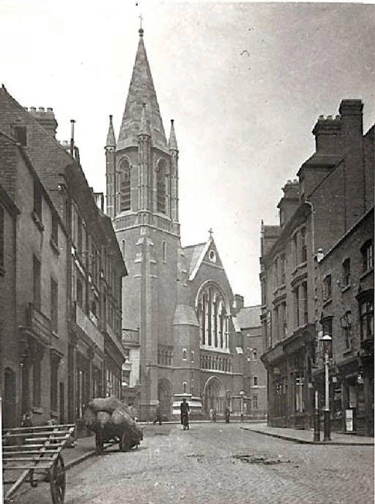 St Catherine's Church Essex Street Birmingham now demolished.