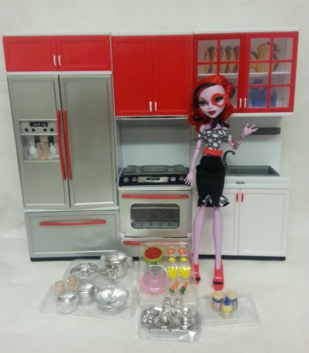 10 Best Images About Barbie Doll Kitchen On Pinterest