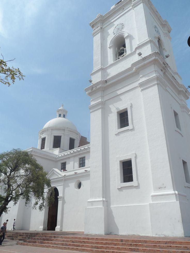 Catedral Basílica de Santa Marta.