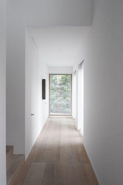 25 beste idee n over lichte muren op pinterest fel gekleurde kamers turkooise muren en - Donkere gang decoratie ...