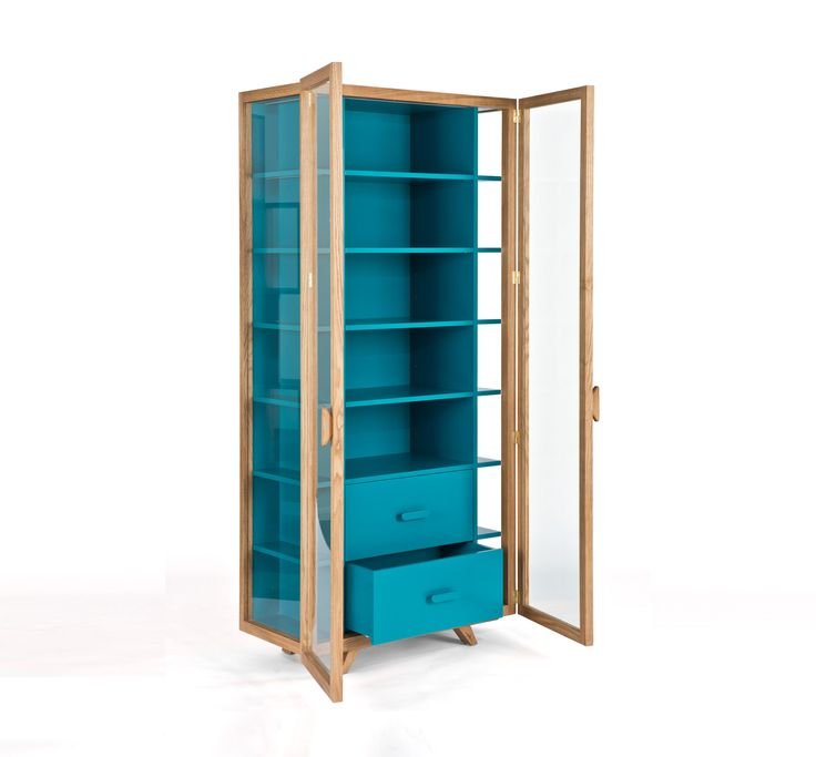 Wonderful Vitrina Tall Cabinet