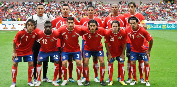 Seleccion de Costa Rica
