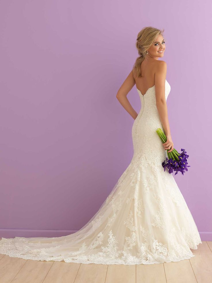 New Bridal Gown Available at Ella Park Bridal | Newburgh, IN | 812.853.1800 | Allure Romance - Style 2906