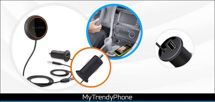 Kika gärna in på vår nya #Belkin #AirCast #Bilstereo Connect!  #AirCast låter dig ringa #handsfree-samtal och spela upp musik från din spellista direkt via bilens högtalare.