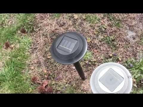 Solar Lights Don't Charge Anymore? Try This To Rejuvenate The Lights [Video] -