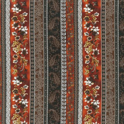 Robert Kaufman Fabrics: ELJ-10415-180 RUSSET from Mademoiselle