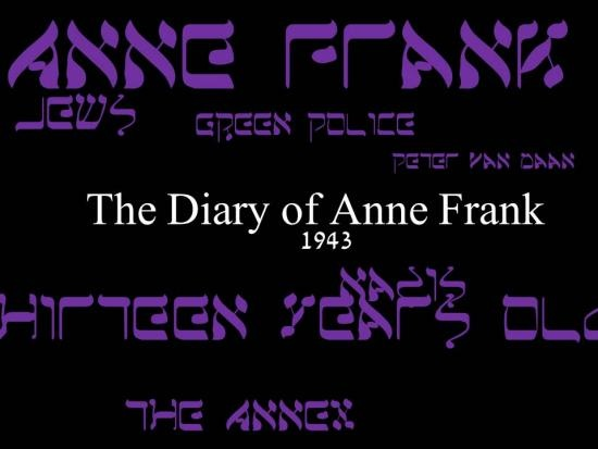 the diary of anne frank play essay questions The classicnote on the diary of a young girl by anne frank is a complete study guide containing a biography of anne frank, quiz questions, major themes.