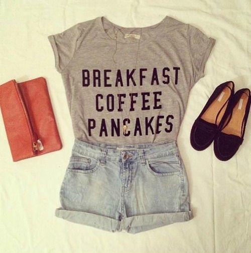 I want that for breakfast every morning