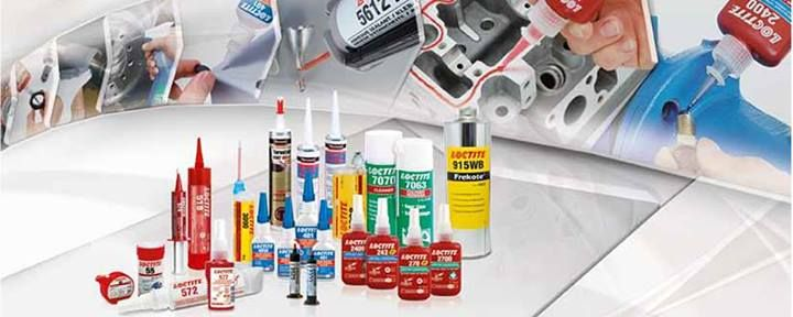 Adhesives & lubricants: We stock and supply adhesives, sealers, lubricants and greases from a variety of vendors from the UK and overseas, including: Henkel Loctite, Dow Corning, 3M, Huntsman, PPG Industries, Bostik and a lot of others.