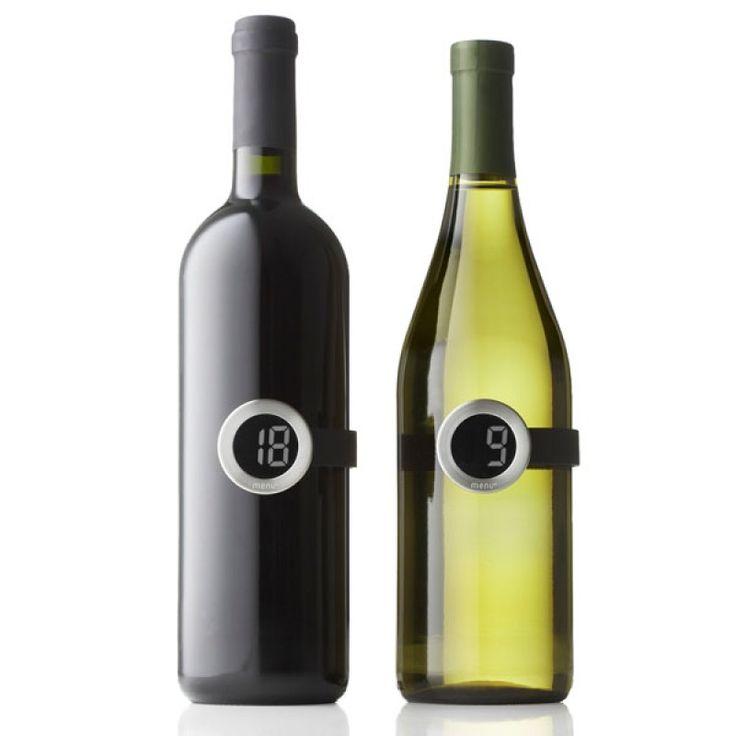 Menu Vignon Wine Thermometer | Wine Accessories